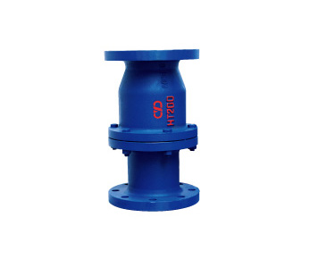 H42H-16 Vertical check valve