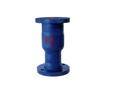H42S-16 Vertical horizontal dual check valve