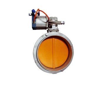 D71X-10 Hand-operated wafer type butterfly valve